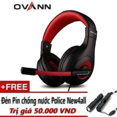 Ôn Tập Tai Nghe Chụp Tai Kem Mic Ovann X4 Pro Đen Đỏ Tặng Đen Pin New4All Ovann Trong Hồ Chí Minh