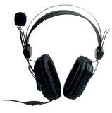 Giá Bán Tai Nghe Chụp Tai Kem Mic Soundmax A 302 Đen Mới