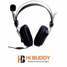 Bán Tai Nghe Chụp Tai Kem Mic Soundmax Ah 302 Đen Hang Chinh Hang Soundmax Trực Tuyến