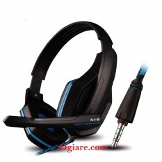 Bảng giá Tai nghe chụp tai Ovann X1S Gaming (Đen phối Xanh) Phong Vũ