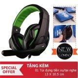 Bán Mua Tai Nghe Chụp Tai Ovann X2 Pro Gaming Headsets Ovann X2 Đen Cam Tặng Vi Đựng Tai Nghe Doremon Mới Hồ Chí Minh