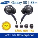 Tai Nghe Danh Cho Samsung Galaxy S8 Plus Đen Hang Nhập Khẩu Mới Nhất