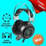 Bán Tai Nghe Game Giả Lập 7 1 Chụp Tai Headphone Exavp Ex820V Led Rung Trực Tuyến Vietnam