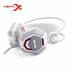 Tai Nghe Gaming Headphone Xiberia V6 Led Rung Cực Đa Với 1 Jack Usb Duy Nhất Vietnam