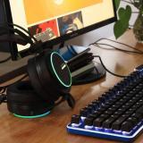 Bán Tai Nghe Gaming Zidli Zh11S Real Rgb Sound 7 1 Zidli Người Bán Sỉ