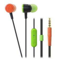Giá Bán Tai Nghe In Ear Co Mic Audio Technica Neon Color Ath Ckl220Is Cam Xanh La Audio Technica