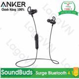 Tai Nghe Khong Day Anker Soundbuds Surge Bluetooth A3236 Hang Phan Phối Chinh Thức Nguyên