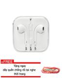 Giá Bán Tai Nghe Nhet Tai Cho Iphone 6 6S Apple Earpods Trắng Hà Nội