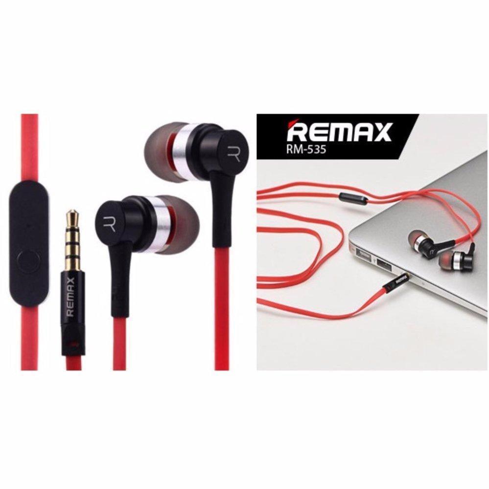 Tai Nghe Nhét Tai Remax Rm-535 Electronic Music