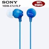 Mua Tai Nghe Nhet Tai Sony Mdr Ex15Lp Hang Nhập Khẩu Mới