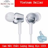 Bán Tai Nghe Nhet Tai Sony Mdr Ex250Ap Hang Nhập Khẩu Vietnam