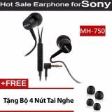 Ôn Tập Tai Nghe Nhet Tai Sony Mh750 Zin 2017 Đen Tặng Bộ 4 Nut Tai Nghe Hang Nhập Khẩu Sony Trong Hồ Chí Minh