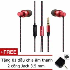 Mua Tai Nghe Nubwo Nj213 Thể Thao Tặng Jack Am Thanh 3 5Mm Rẻ Hồ Chí Minh