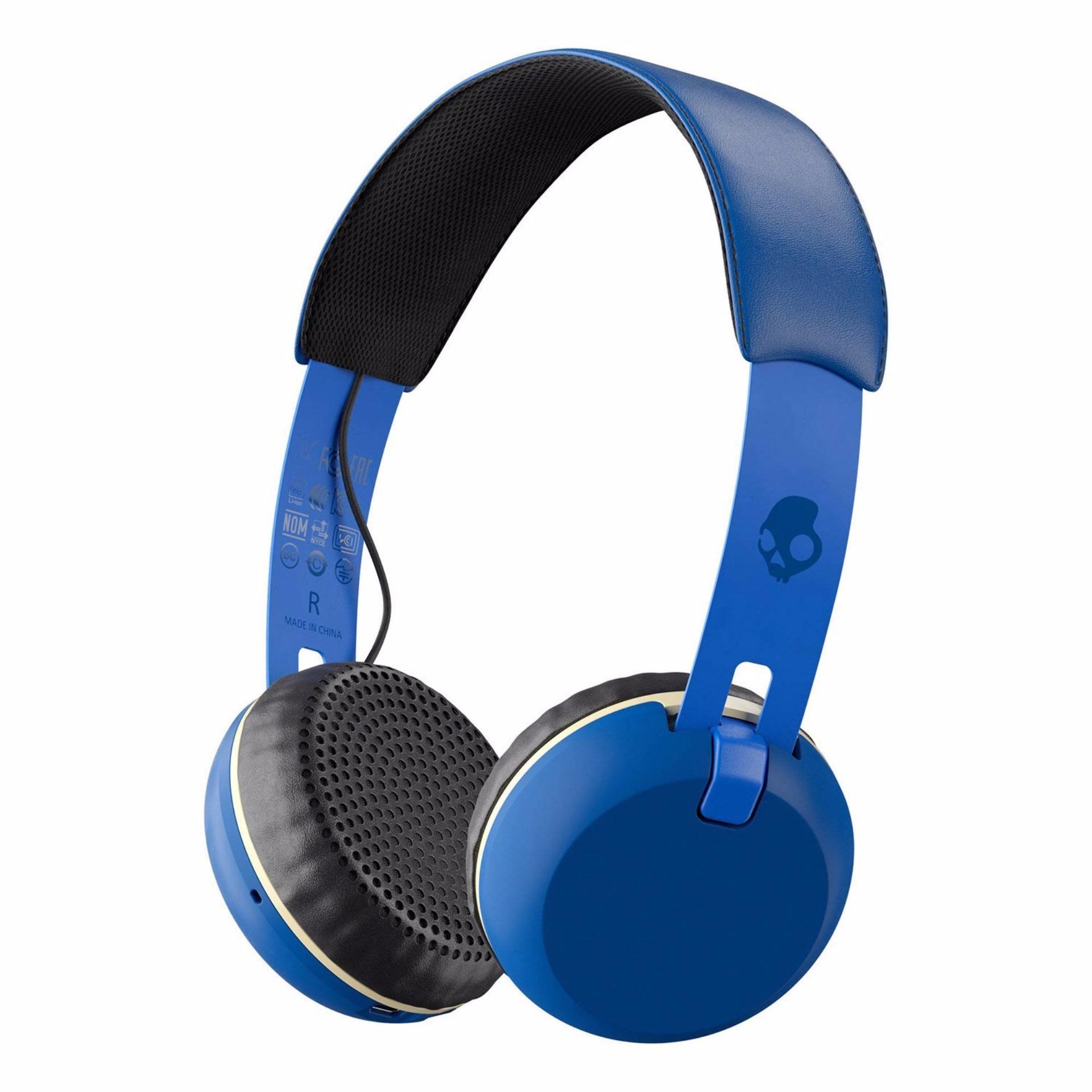 Tai Nghe On-Ear Không Dây Skullcandy Grind Wireless
