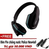 Giá Bán Rẻ Nhất Tai Nghe Ovann X1S Pro Gaming Đen Xanh Tặng Đen New4All Mini Chống Nước