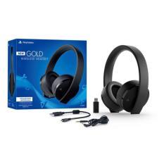 Hình ảnh Tai nghe PlayStation® Gold Wireless 7.1 Headset Thế Hệ Mới Bản 2018