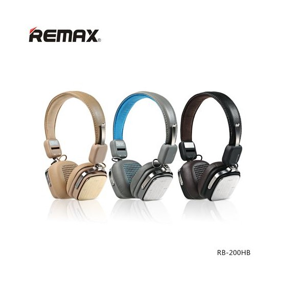 Tai Nghe Remax Bluetooth Rb-200Hb Headphone