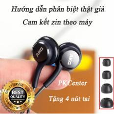 Hình ảnh Tai nghe Samsung Galaxy S8 AKG zin máy + Tặng 4 nút tai phụ