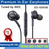 Bán Tai Nghe Samsung Galaxy S8 S8 Plus Akg Zin Tặng 04 Nut Tai Đen Nhập Khẩu