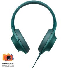Bán Tai Nghe Sony Hi Res H Ear On Mdr 100Aap Xanh Viridian Trong Vietnam