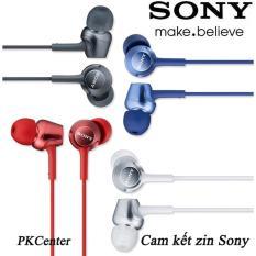 Chiết Khấu Sản Phẩm Tai Nghe Sony Mdr Ex250Ap Với Bass Mạnh Mẽ Cam Kết Zin Sony