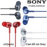 Bán Tai Nghe Sony Mdr Ex250Ap Với Bass Mạnh Mẽ Hang Nhập Khẩu Rẻ Nhất