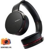 Ôn Tập Trên Tai Nghe Sony Mdr Xb950B1 Bluetooth Extra Bass Chinh Hang Đen