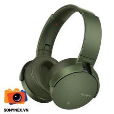 Giá Bán Tai Nghe Sony Mdr Xb950N1 Chống Ồn Bluetooth Extra Bass Chinh Hang Xanh La Sony Nguyên