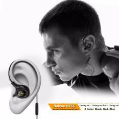 Tai Nghe Stereo Tai Nghe Sport In Ear Headphones Nubwo Ny56 Phong Cach Thể Thao Kiểu Dang Thời Trang Nubwo Chiết Khấu