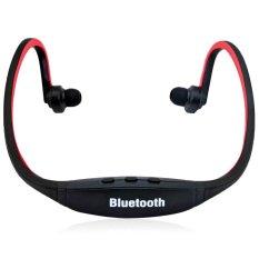 Tai nghe thể thao Bluetooth Sport Music S9 (Đen)