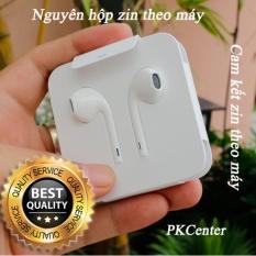 Ôn Tập Tốt Nhất Tai Nghe Theo May Iphone 7 Iphone 7 Plus Nguyen Hộp Cổng Lightning Apple Earpods Full Box Cam Kết Theo May