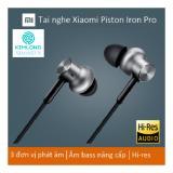 Giá Bán Tai Nghe Xiaomi Piston Iron Pro Hires Audio Hd Trong Hồ Chí Minh
