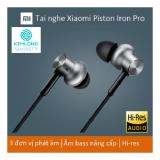 Ôn Tập Tốt Nhất Tai Nghe Xiaomi Piston Iron Pro Hires Audio Hd