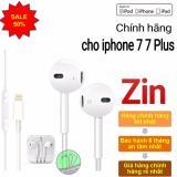 Chiết Khấu Tai Nghe Chuẩn Zin Danh Cho Iphone 7 7 Plus Apple Earpods Apple Trong Hà Nội