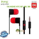 Mã Khuyến Mại Tai Nghe Zin One Max 301 Cho Htc One M8 Đen