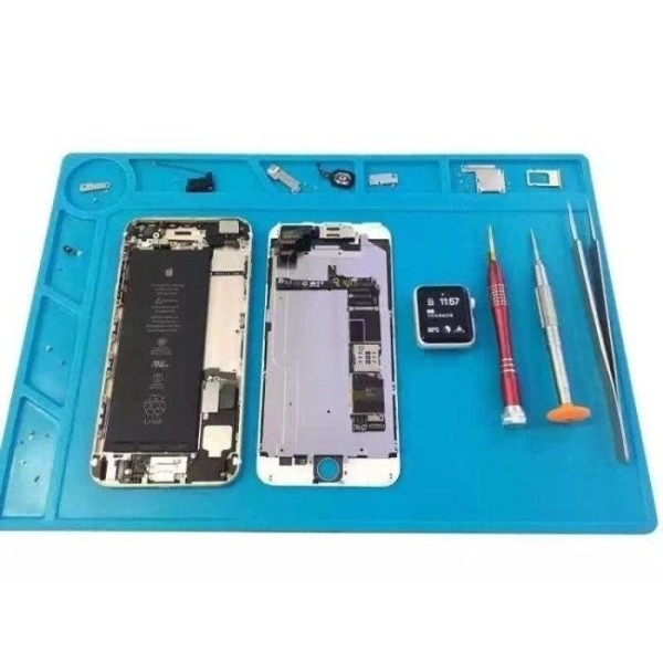 Bảng giá tấm lót chịu nhiệt sửa điện thoại loại nhỏ Phong Vũ