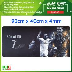 Cửa Hàng Tấm Lot Chuột Ronaldo 2017 Ver 2 Kim Hải Computer 90Cm X 40Cm X 4Mm Trực Tuyến