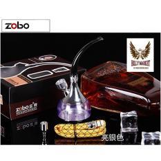 Tẩu lọc thuốc lá sang trọng sành điệu Zobo-505 / Water Pipe