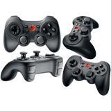Ôn Tập Tay Cầm Bấm Game Khong Day Cao Cấp Của Logitech Danh Cho May Tinh Cordless Rumblepad™ 2 Gamepad For Pc