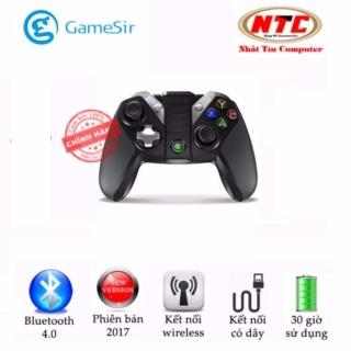 Tay cầm chơi game cao cấp Gamesir G4S hỗ trợ Android PC PS3 - Phiên bản new 2017 (Đen) - Nhất Tín Computer thumbnail