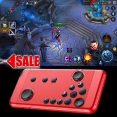 Hình ảnh Tay cầm chơi game cho PC/Android/IOS (Đỏ)