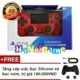 Chiết Khấu Tay Cầm Chơi Game Ps4 Slim Pro Dualshock 4 Đỏ Playstation Vietnam