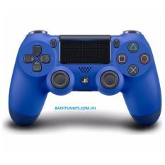 Tay Cầm chơi game Dualshock 4  SLim Blue -CUH ZCT2