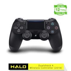 Hình ảnh Tay cầm chơi game Dualshock 4 Wireless Controller Black (2016) - Hãng Phân Phối Chính Thức