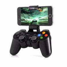 Tay cầm chơi game không dây bluetooth N1-3017 hỗ trợ Androi/IOS (đen) Nhật Bản