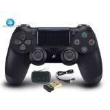 Bán Tay Cầm Chơi Game Ps4 Dualshock 4 Bao Bảo Vệ Tay Chống Sốc Usb Bluetooth 4 Day Usb Sạc Tay Đen Nhập Khẩu