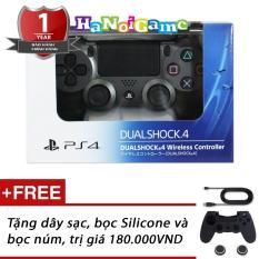 Giá Bán Tay Cầm Chơi Game Ps4 Slim Pro Dualshock 4 Steel Black Hang Sony Việt Nam Nguyên