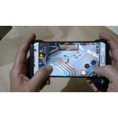 Hình ảnh Tay cầm giúp chơi game liên quân trên điện thoại - có chân đỡ