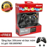 Tay Cầm Xbox 360 Co Day Đen Trong Vietnam