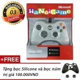 Mua Tay Cầm Xbox 360 Co Day Trắng Trong Vietnam